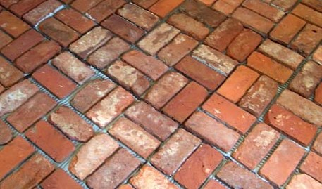Brick Flooring The Construction Civil