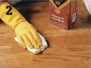 How to Clean & Renew Hardwood Floors