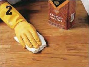 How to Clean & Renew Hardwood Floors